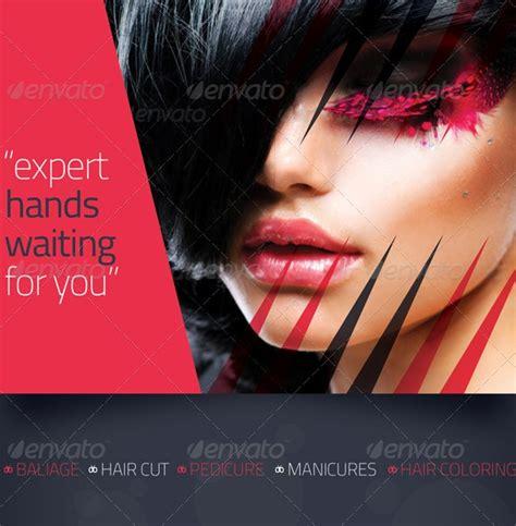 beauty salon brochure template 20 beautiful salon brochure templates