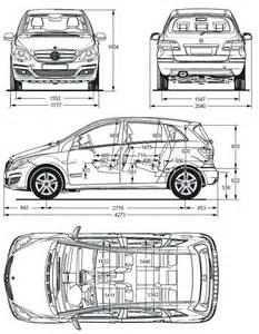pin classe b w245 dimensions page 1 forum mercedes on