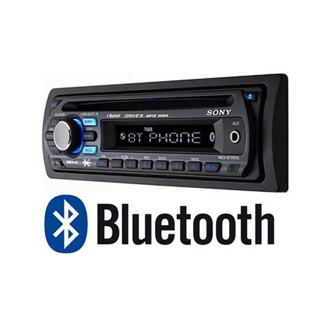 Sony Mex 1gp Cd Player With Built In Mp3 Memory At Crutchfield Sony Mex Bt2500 Cd Mp3 Wma Player Aux Input Bluetooth Mex Bt2500 From Sony