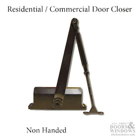 Residential Commercial Interior Door Closer Adjustable Interior Door Closers