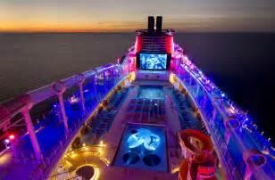 Disney cruise line s disney dream was named best large