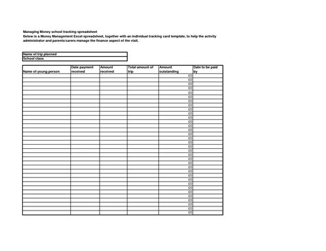 best photos of managing money spreadsheet monthly money