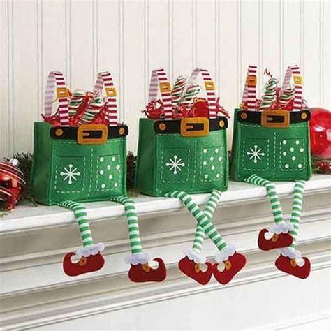 el regalo del duende tizona kids dulceros navide 241 os de fieltro y tela ideas y manualidades dulceros navide 241 os de fieltro