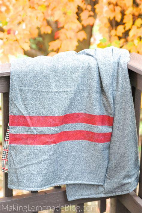 diy blanket diy throw blanket tutorial stay warm all season