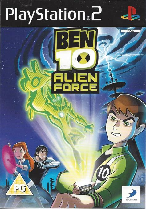 Cd Playstation Buku Ps 2 Ben 10 ben 10 for playstation 2 ps2 worldwide