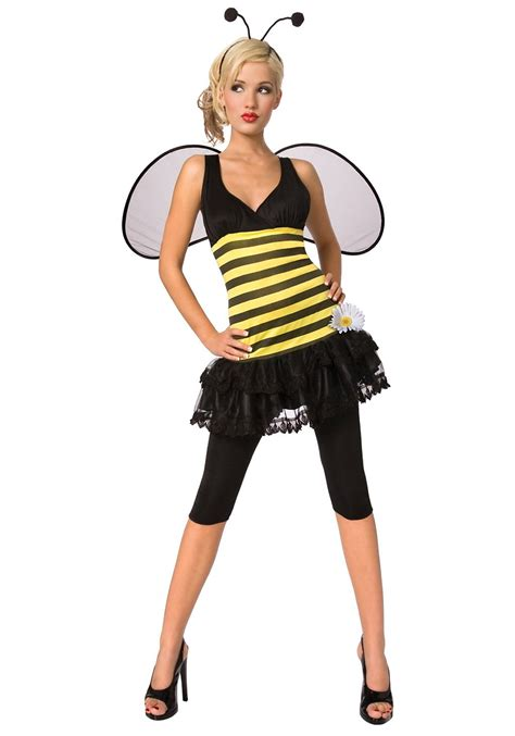 easy costumes for adults honey bee costume