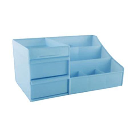 Rak Kosmetik Plastik jual kobucca shop rak kosmetik kotak kosmetik tempat wadah