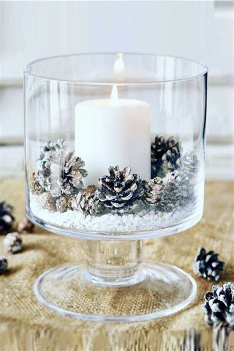 winter decorations winter table ideas more how to 25 best ideas about winter christmas on pinterest xmas
