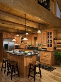 log cabin kitchen cabinets best 25 log cabin kitchens ideas on log cabin