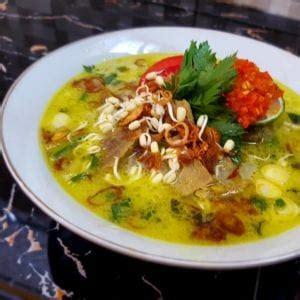 resep soto daging mudah  praktis  bisa kamu coba