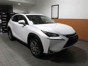 Lexus Nx Used Used 2016 Lexus Nx 200t Premium In Pointe Used