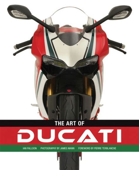 libro the art of ian the art of ducati by ian falloon hardcover barnes noble 174
