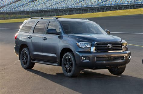 toyota sequoia 2019 redesign 2019 toyota sequoia review release details redesign