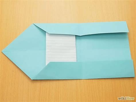 How To Make An Envelope From A Sheet Of Paper - dobradura de envelope artesanato cultura mix