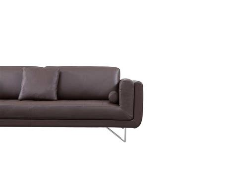 Sofa Leather Sectional Katherine Espresso Leather Sectional Sofa Leather Sectionals