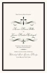 christian wedding template catholic wedding programs catholic wedding ceremony