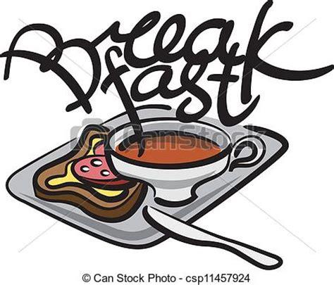 vector illustration of breakfast handwriting csp11457924   search clipart illustration