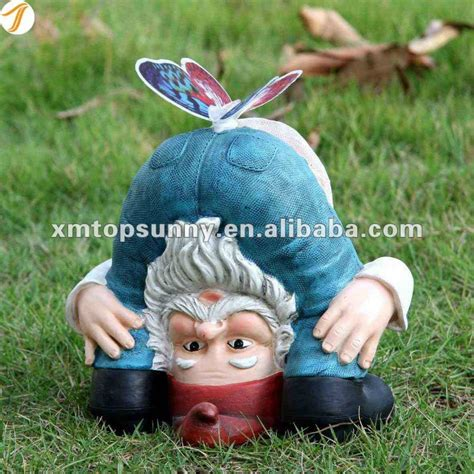 lawn gnome hilarious bing images the garden gnome is a staple of lawn decor but have you