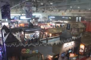 Gamis Gc Syari by Companies Unveil Goodies At Korean Gaming