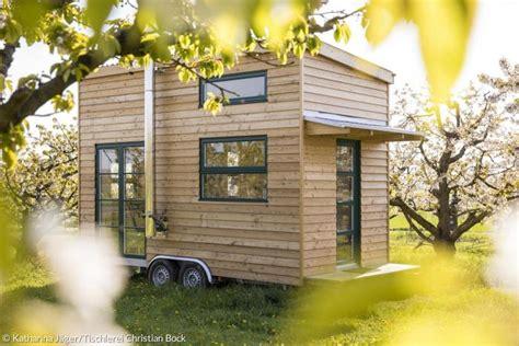 winzig wohnen im tiny house sonntagsblatt  grad