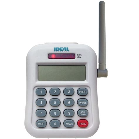 ideal security sk6 alarm centre and telephone dialer sk678