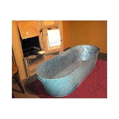 tin bathtub galvanised tin baths