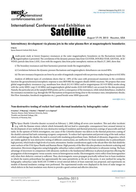 (PDF) Non-destructive testing of rocket fuel tank thermal