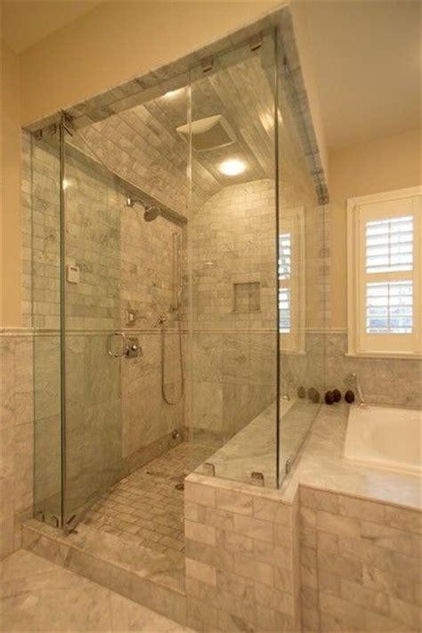 Shower Closer Masterbath Room Master Bathroom 4 Shower Up All