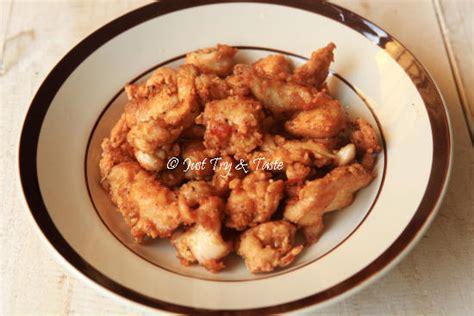 resep ayam fillet jtt masakan mama mudah