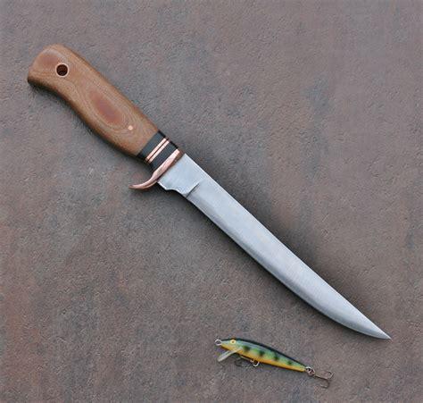 fishing knife 7 inch custom fishing filet knife