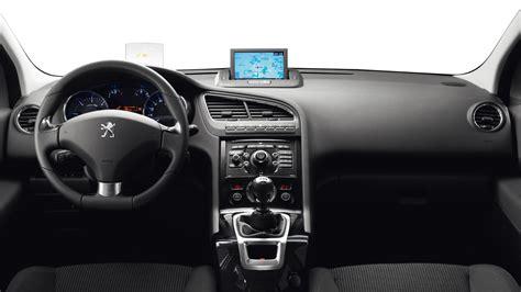 mpv car interior peugeot 5008 mpv interior design