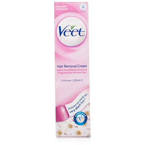 hair remover for veet 3 minute hair removal for normal skin ebay
