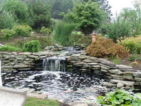 Landscape Design Quakertown Pa Water Garden Designs Erney Landscaping Trexlertown Pa