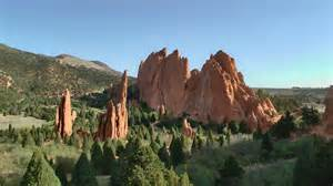 Garden Of Colorado Garden Of The Gods Colorado Usa In Hd