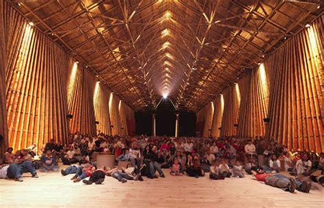 pabellon zeri simon velez casas ecol 243 gicas construcci 243 n con bamb 250