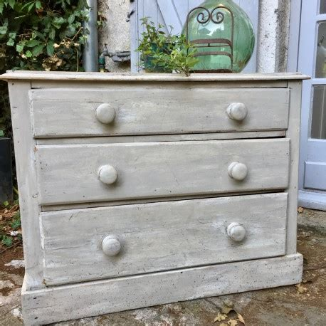 Commode Anglaise Ancienne by Commode Anglaise Ancienne En Pin Patine Vert Avec