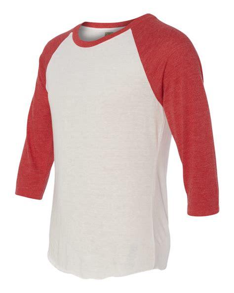 Jersey Shirts Alternative 2089e1 Eco Jersey Baseball T Shirt 12 29