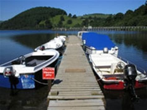 fishing boat hire ullswater over brandelhow family and pet friendly lake district