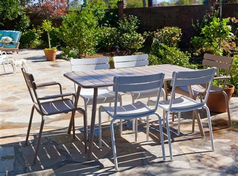 mobilier patio 201 pingl 233 par the garden gates sur fermob outdoor