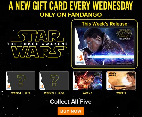 Star Wars Gift Cards - limited edition star wars gift cards collect them while you can and win a 25 gift card here at