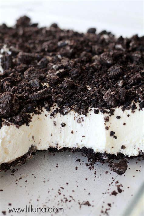 kansas city dirt cake recipe