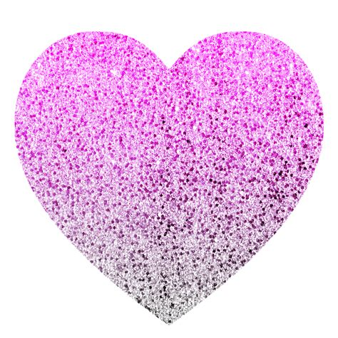 pink hearts free illustration glitter pink silver free