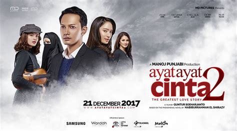 review text film ayat ayat cinta review film ayat ayat cinta 2 2017 media konsumen