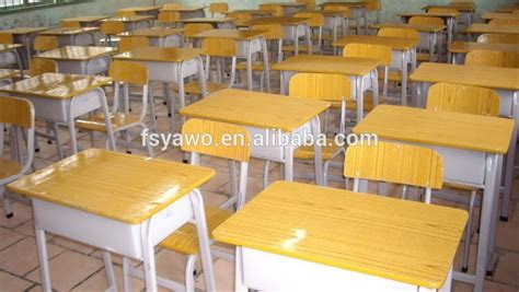 Used Classroom Furniture by Adjustable Study Desk And Chair Student Used School