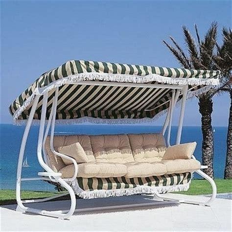 dondolo da terrazzo dondoli giardino mobili da giardino dondoli giardino