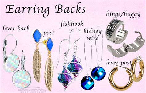jewelry design and fashion earring styles bodycandy