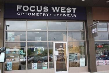 hairdressers westhills calgary focus west optometry calgary ab 268 stewart green sw
