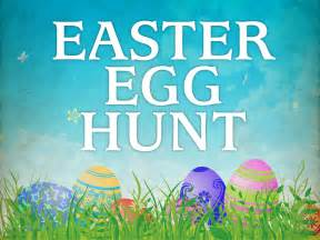 Easter egg hunt information 171