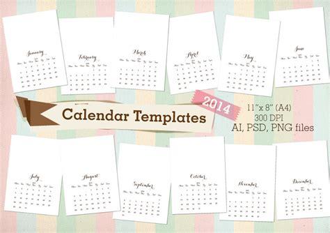 calendar psd template 2014 calendar template psd
