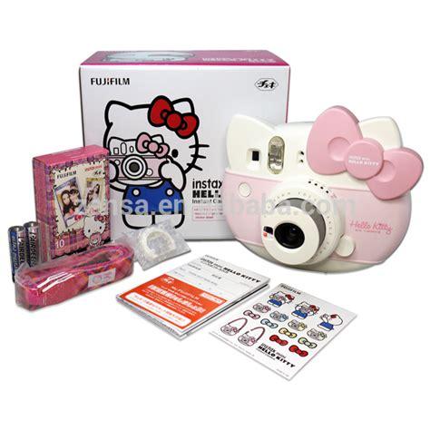 camara de hello kitty fuji fujifilm instax mini hello kitty instant polaroid